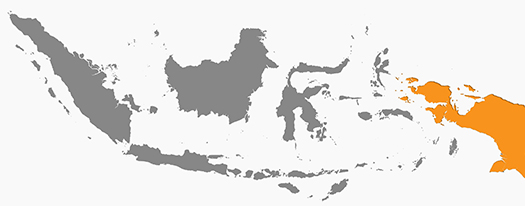 map-indonesia-west-papua